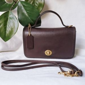 Vintage Coach Casino 9924 Top Handle